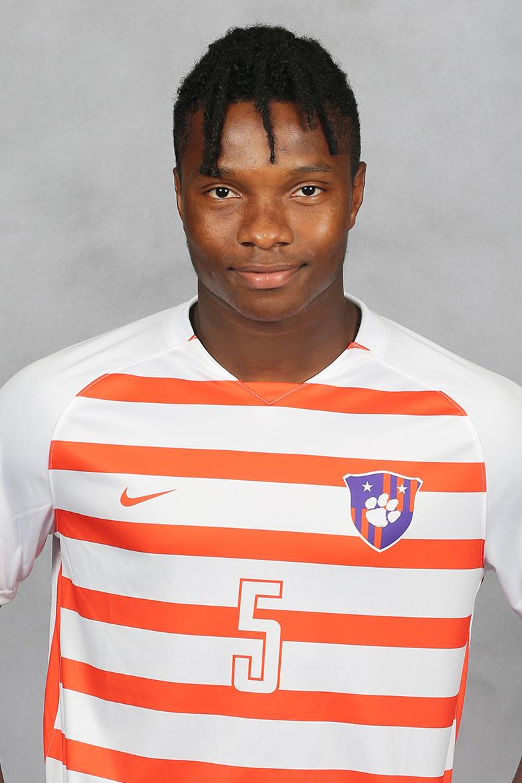 Hamady Diop - Men's Soccer - Clemson University Athletics