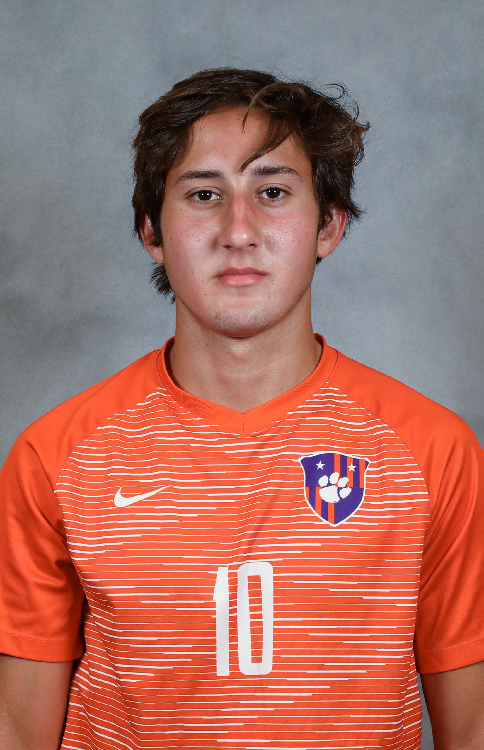 Luis Felipe Fernandez-Salvador - Men's Soccer - Clemson University Athletics