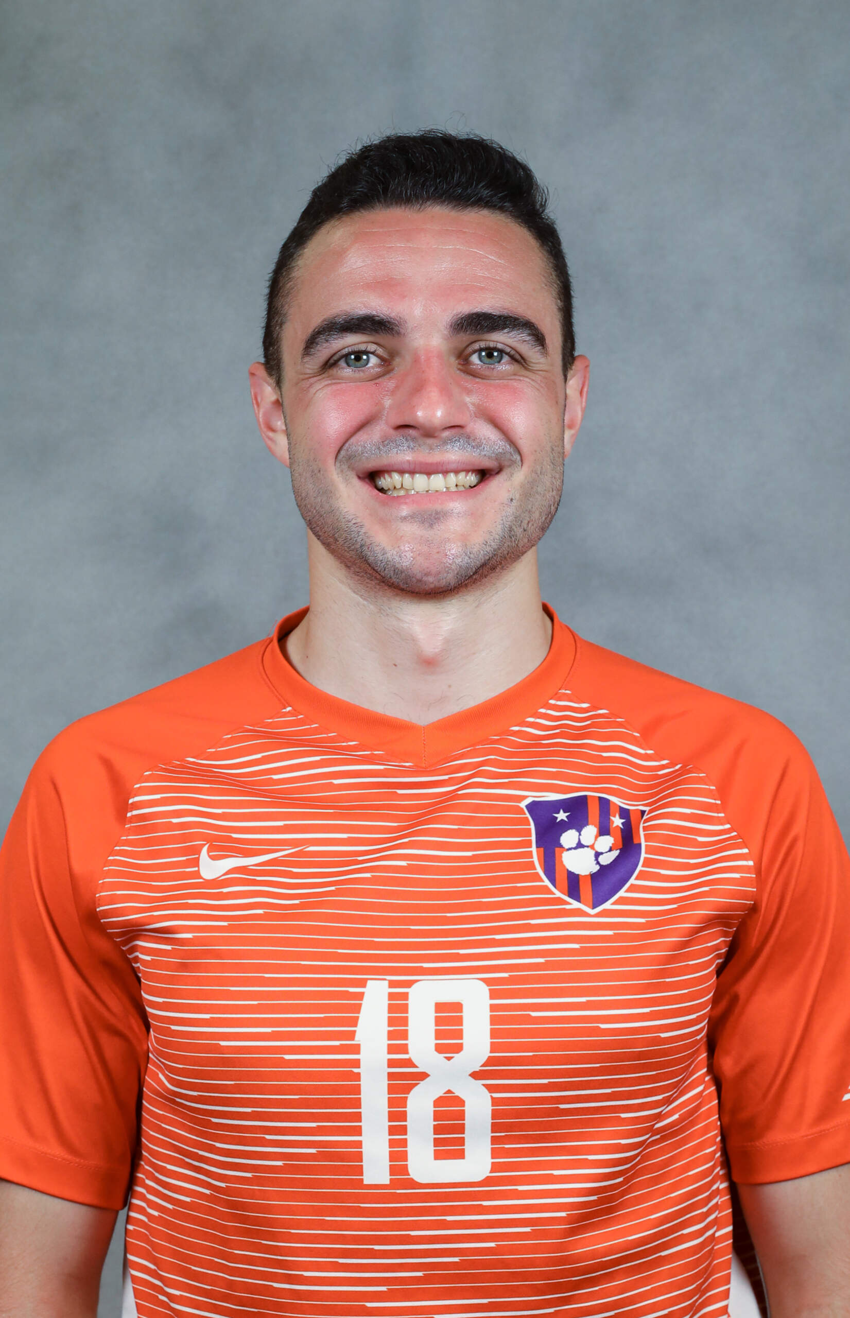 Alvaro Gomez - Men's Soccer - Clemson University Athletics