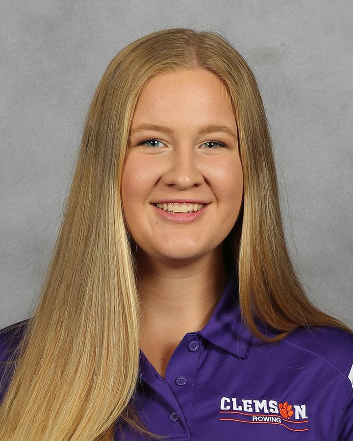 Avery Howard - Rowing - Clemson University Athletics