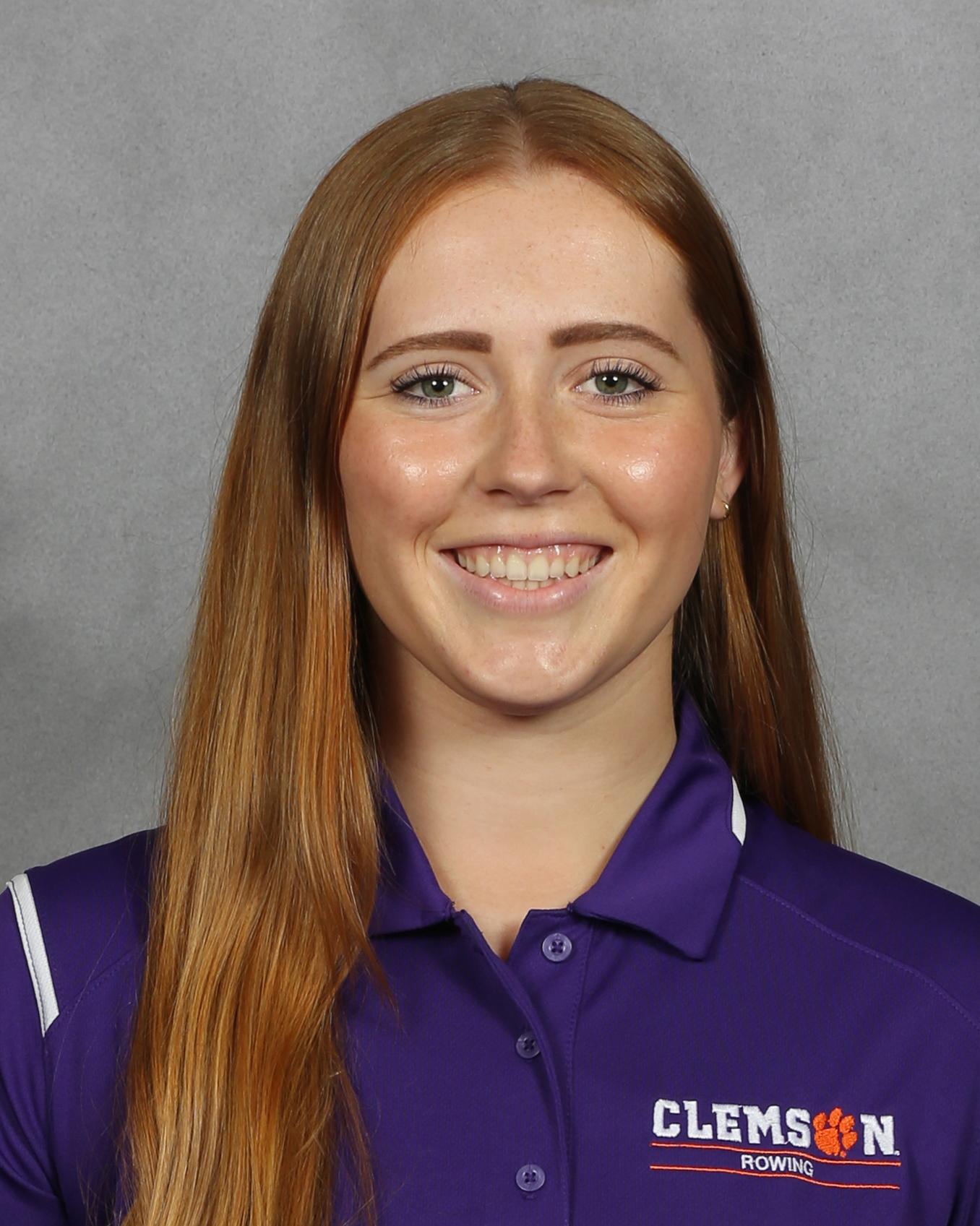 Caroline Leber - Rowing - Clemson University Athletics