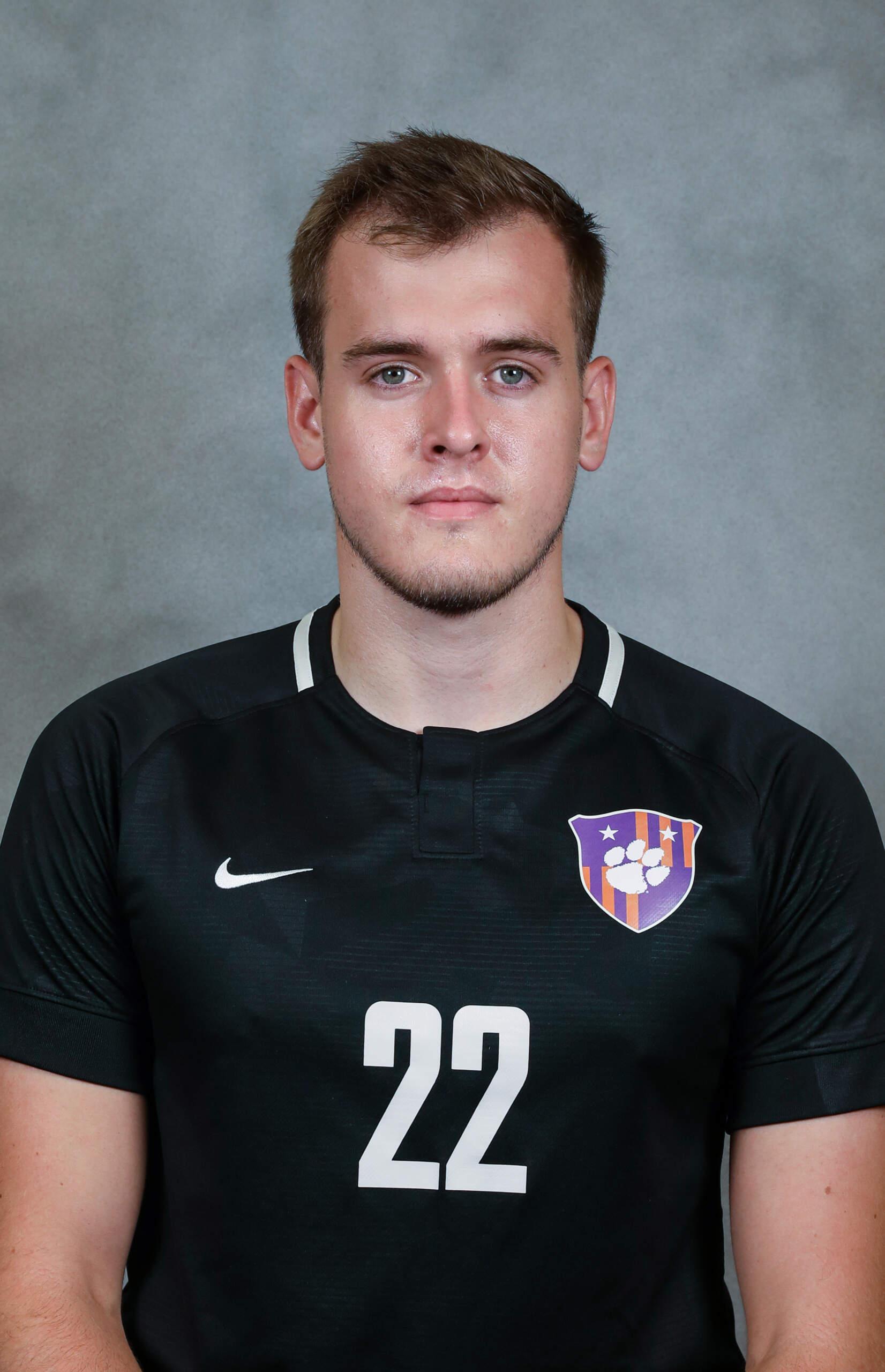 Trevor Manion - Men's Soccer - Clemson University Athletics