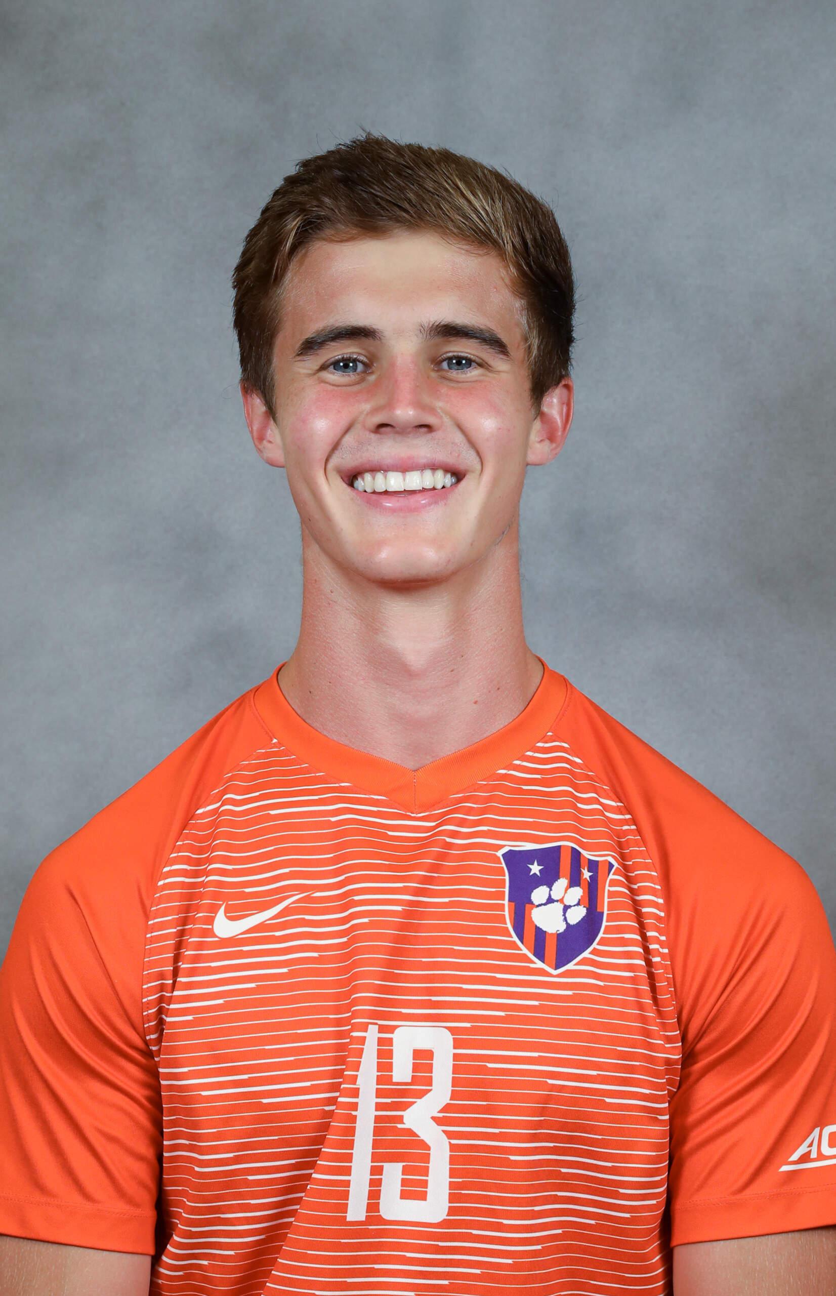 John Martin - Men's Soccer - Clemson University Athletics