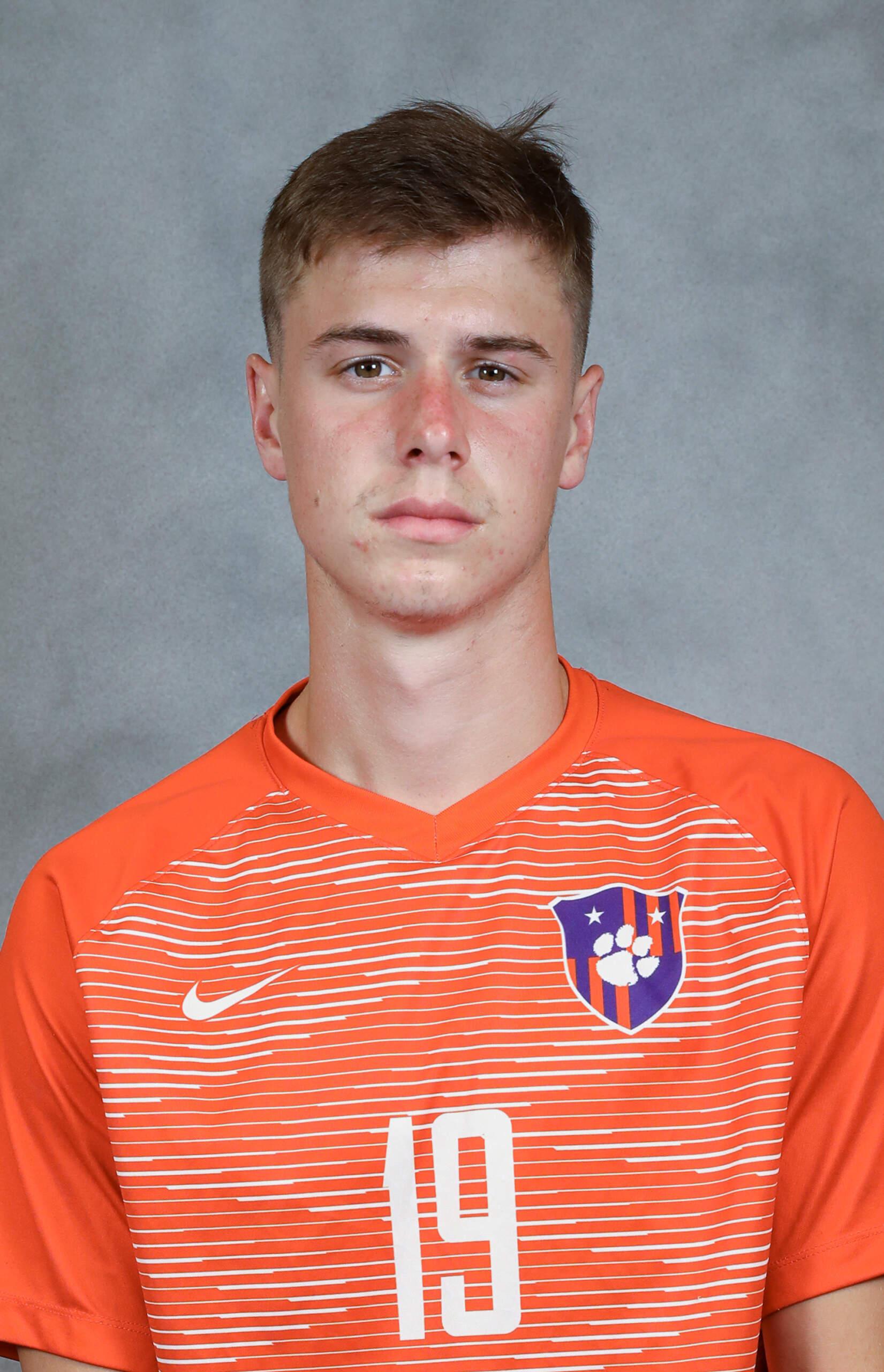 Chris Matlashewski - Men's Soccer - Clemson University Athletics