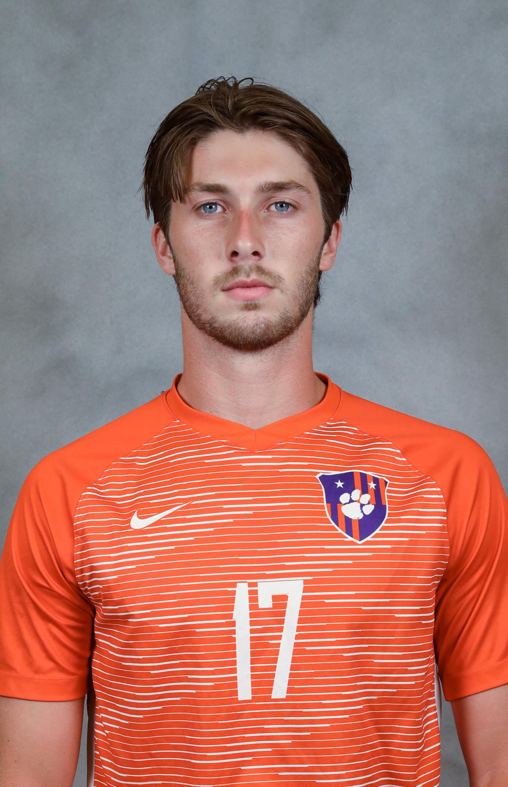 Quinn McNeill - Men's Soccer - Clemson University Athletics