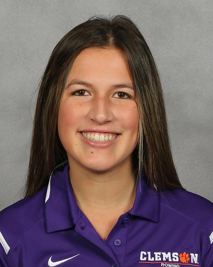 Christina Minyo - Rowing - Clemson University Athletics