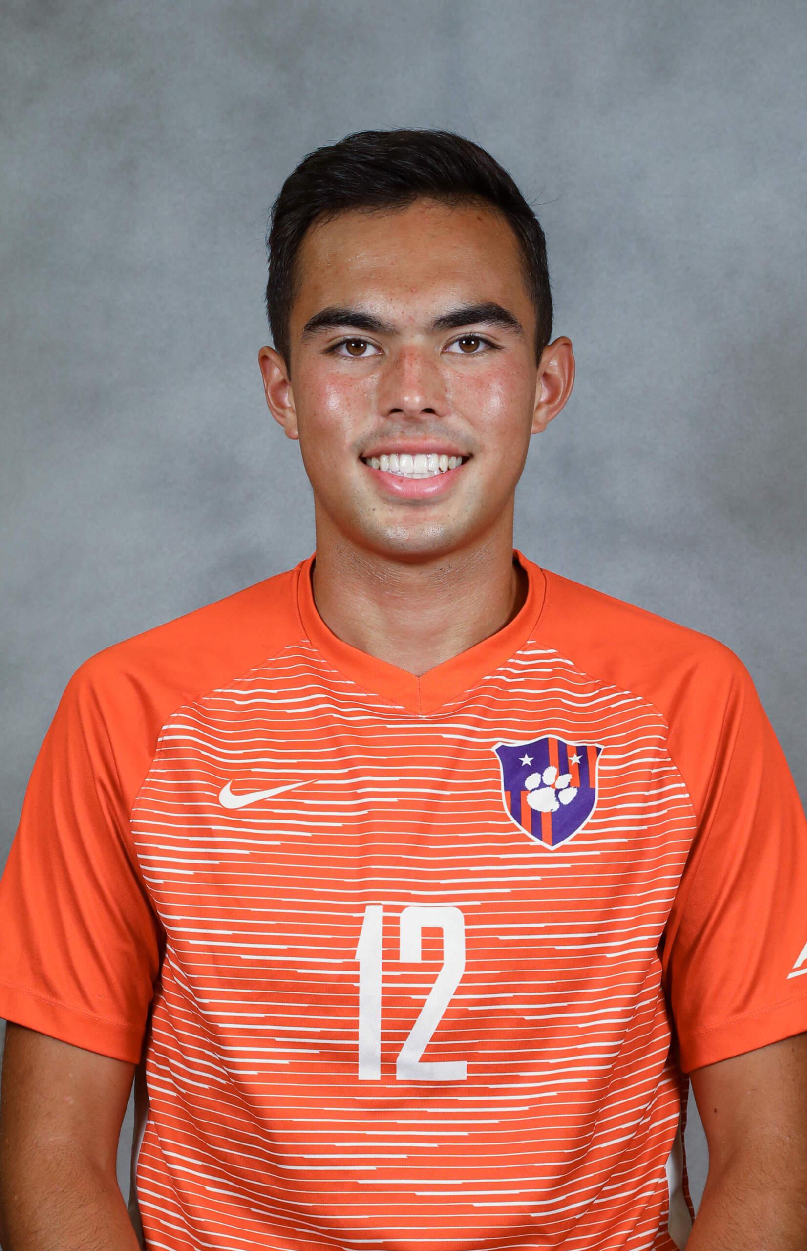 Enrique Montana III - Men's Soccer - Clemson University Athletics