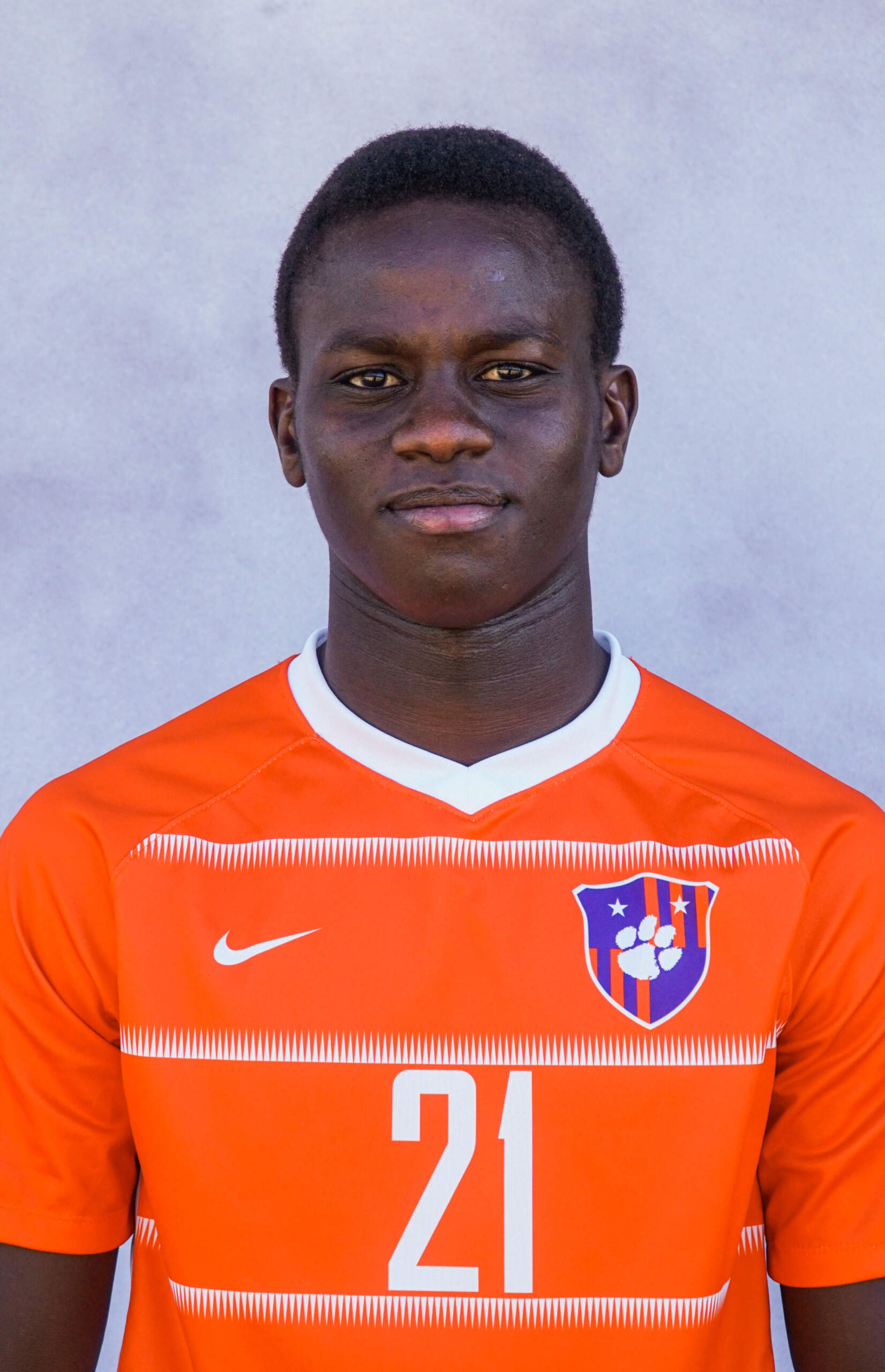 Ousmane Sylla - Men's Soccer - Clemson University Athletics