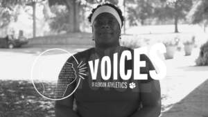 Play video: Clemson Voices: Yashica Martin