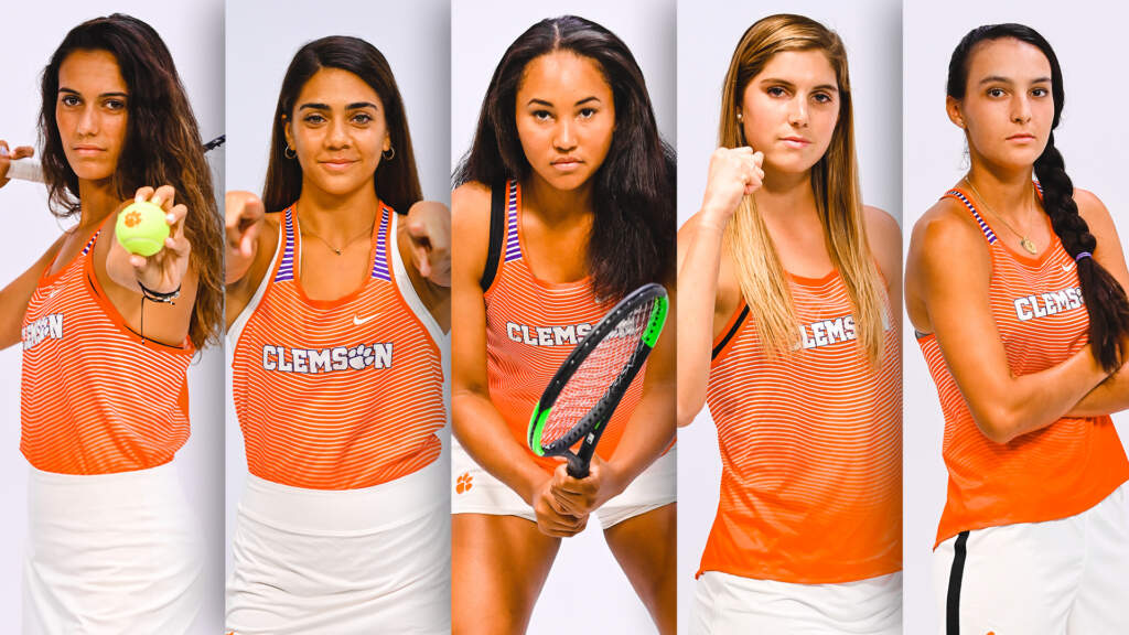 Five Athletes Named ITA Scholar Athletes; Clemson Selected As All-Academic Team