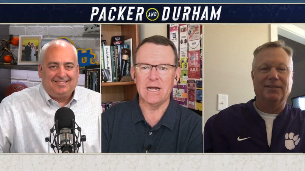 John Rittman on Packer And Durham (July 28, 2020)