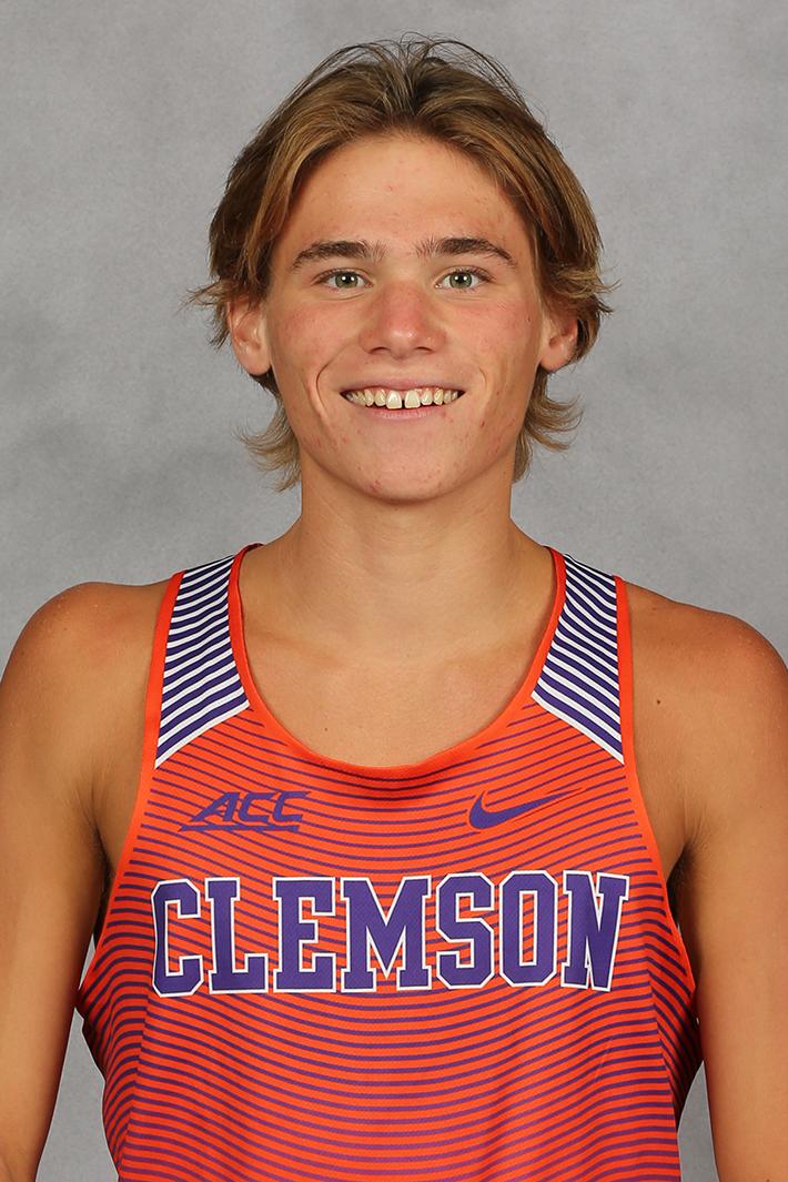Cal Finley - Cross Country - Clemson University Athletics