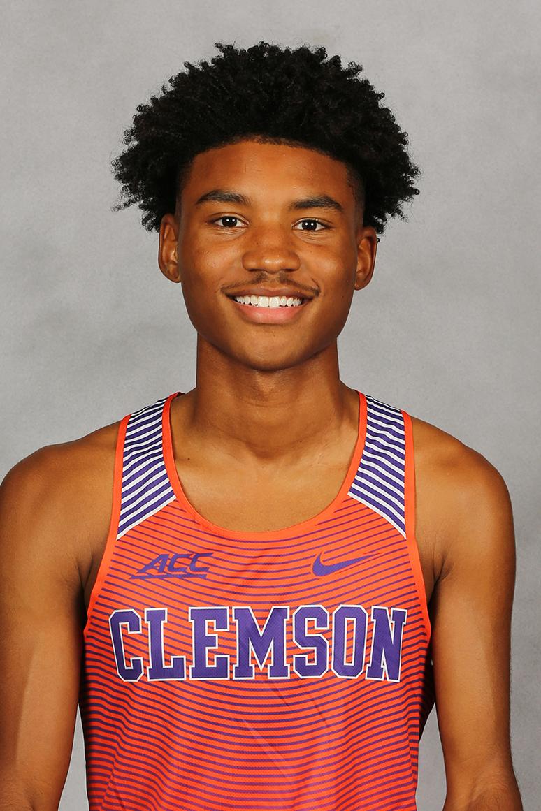 Devin Johnson - Cross Country - Clemson University Athletics