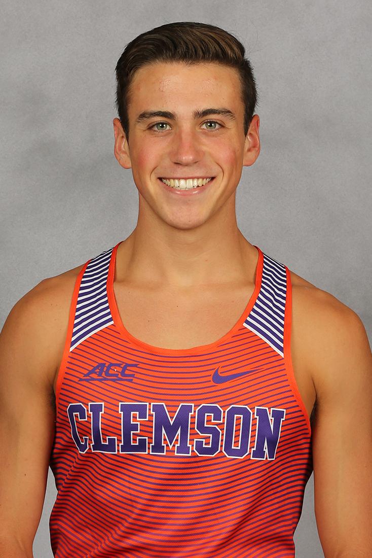 Jack McManus - Cross Country - Clemson University Athletics