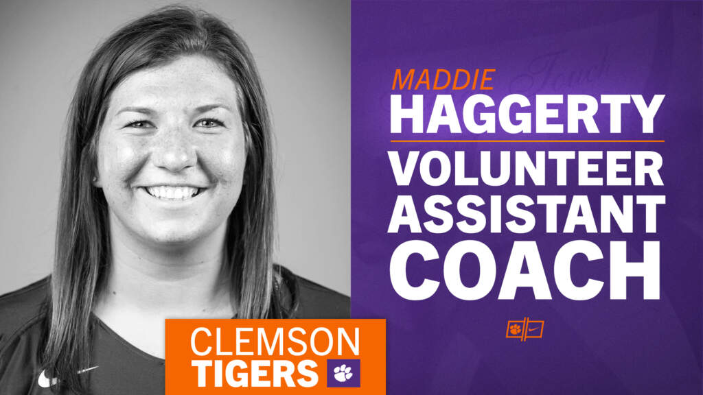 Haggerty Joins Staff as Volunteer Assistant Coach