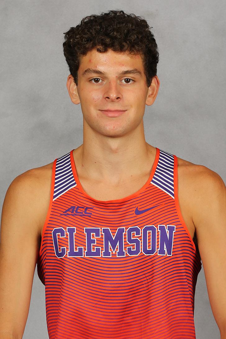 Michael Fabiano - Cross Country - Clemson University Athletics
