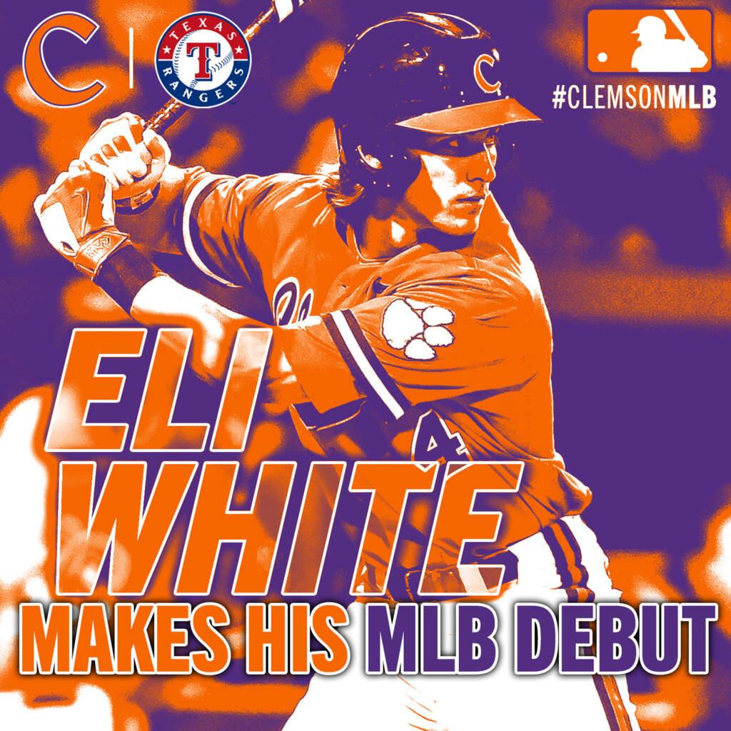 White Makes MLB Debut