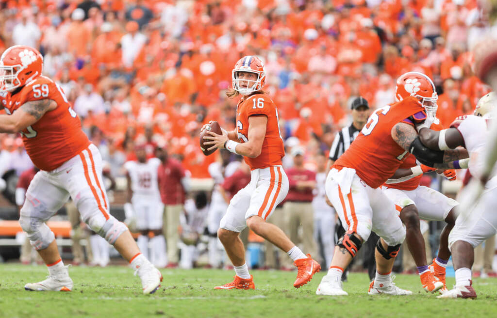 Trevor Lawrence – Tiger Spotlight