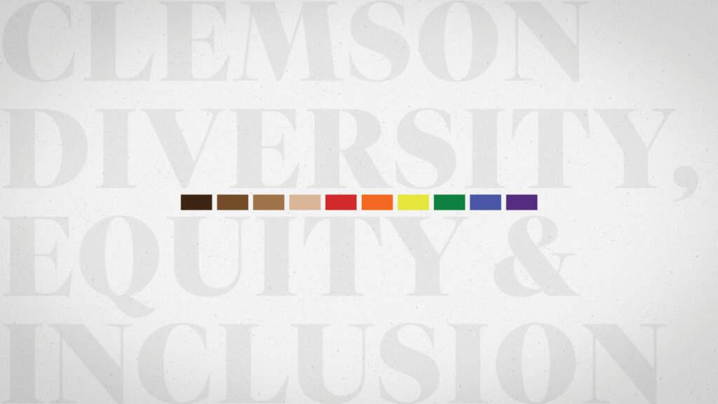 Clemson Diversity, Equity & Inclusion