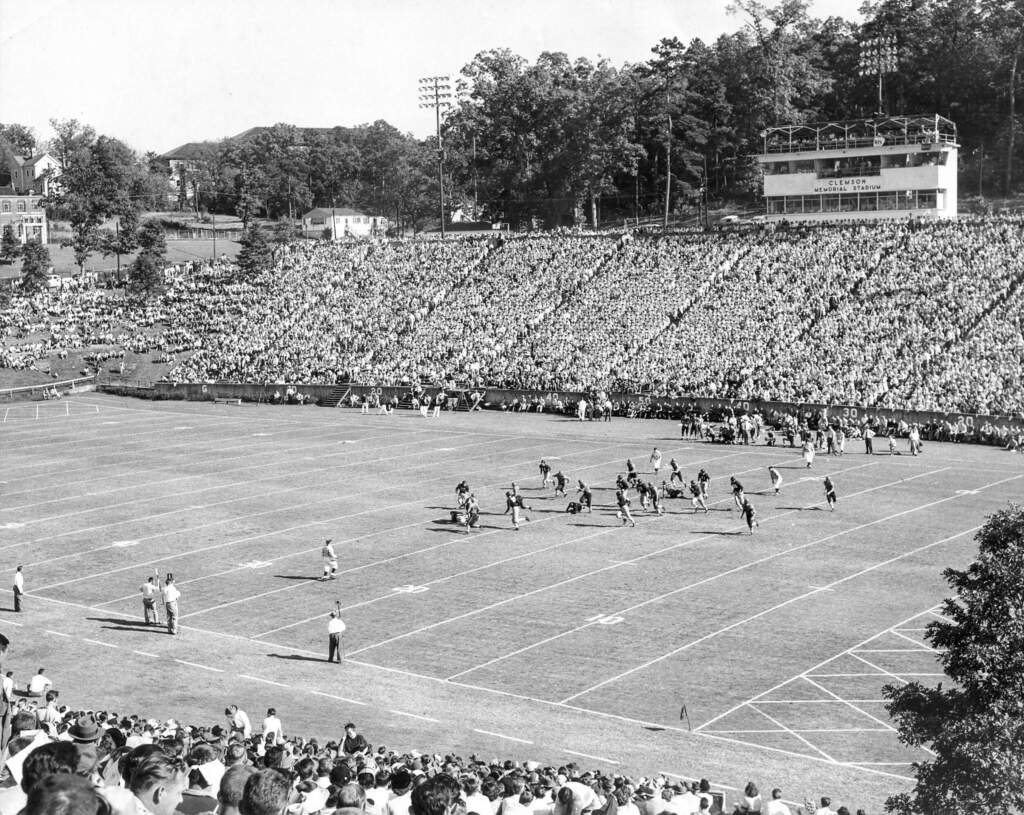 125 Years Of Clemson Football – Memorial Stadium Anniversary