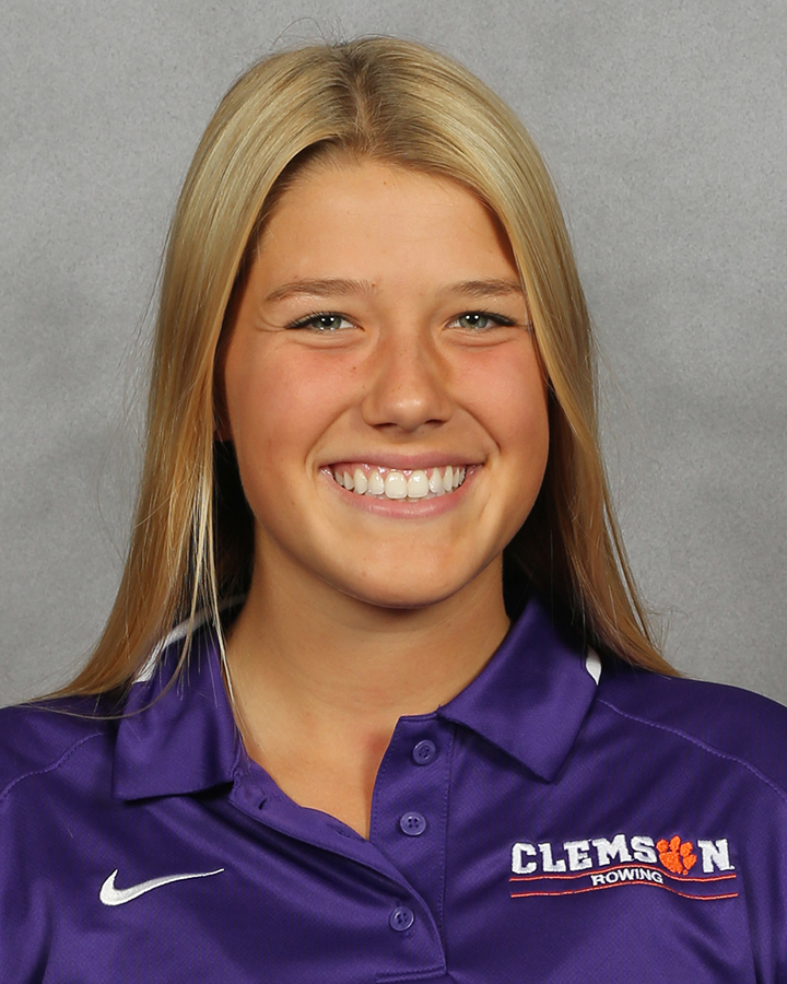 Amelia Anglin - Rowing - Clemson University Athletics