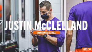 Play video: Director of Strength and Conditioning: Justin McClelland