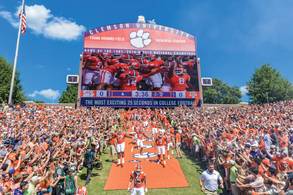 "125 Years of Clemson Football – ""The Most Exciting 25 Seconds in College Football"""