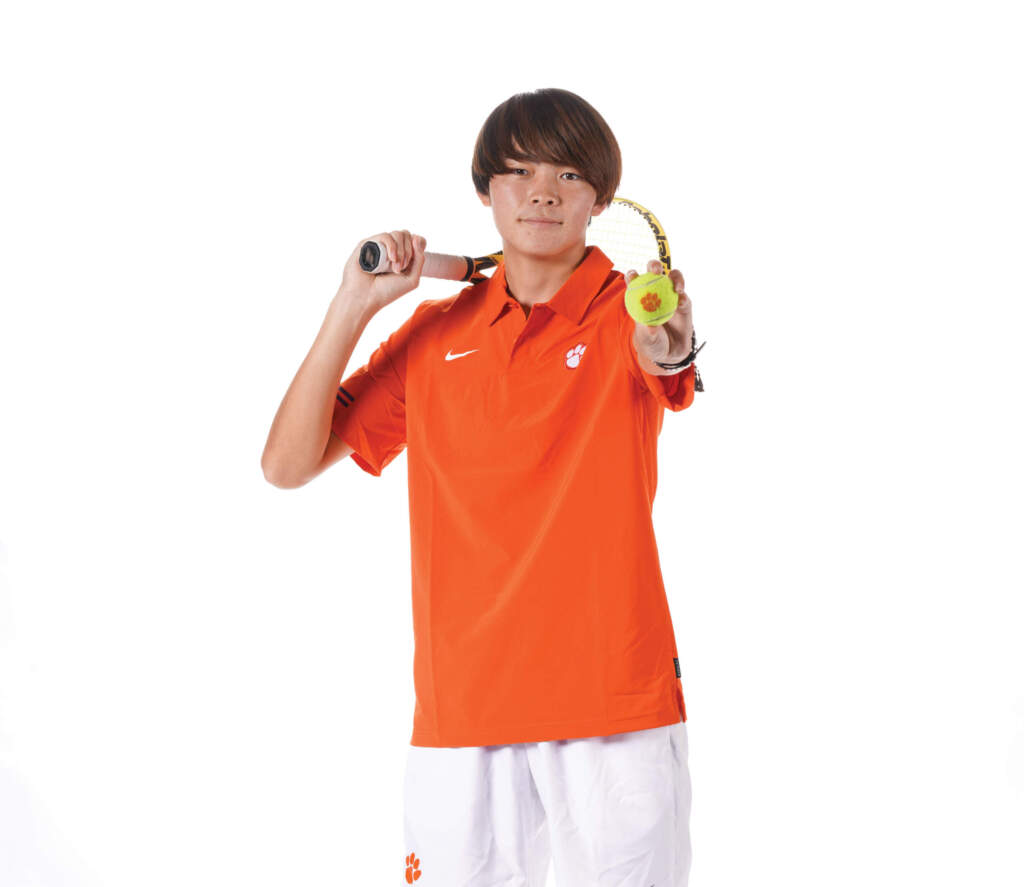 Ryuhei Azuma – Men's Tennis Spotlight
