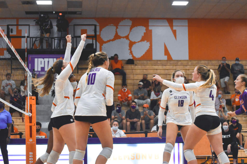 Tigers Complete Comeback Over Demon Deacons