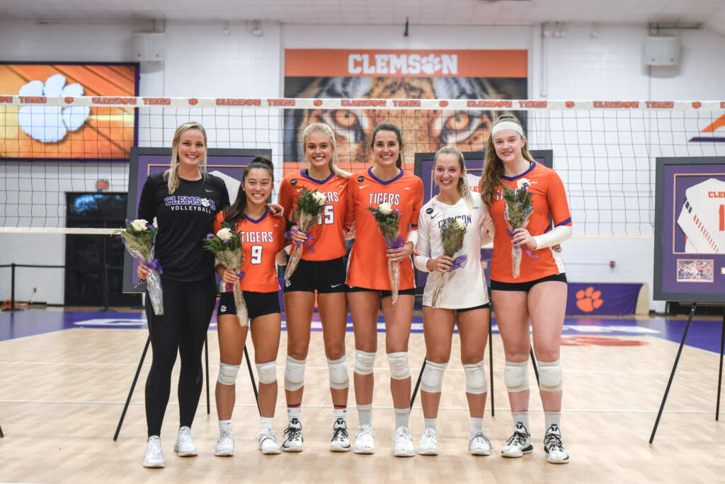 Tigers Down Wake Forest on Senior Day