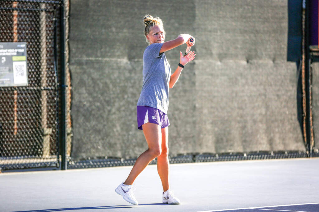 Christy Lynch – Women's Tennis Spotlight
