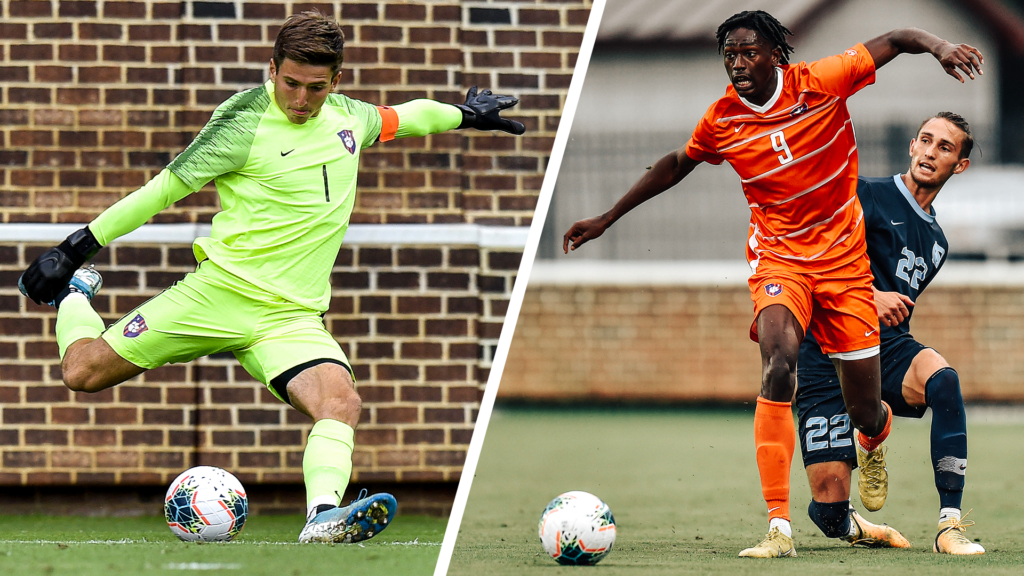 Tigers Garner Pair of ACC Weekly Honors