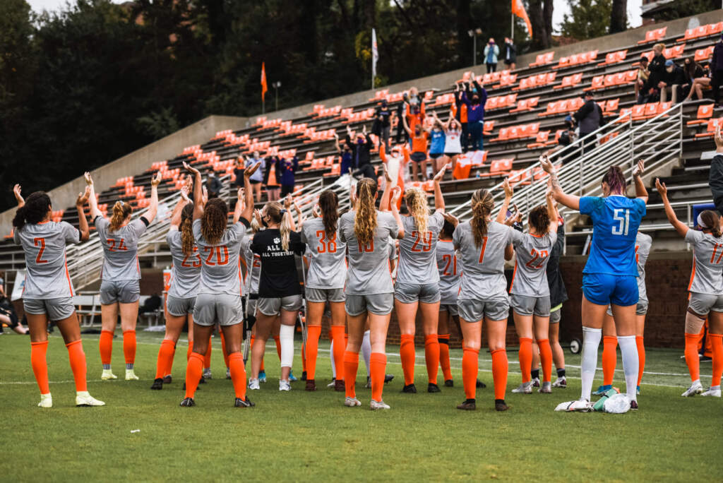 Clemson Earns Top Drawer Soccer Weekly Honors