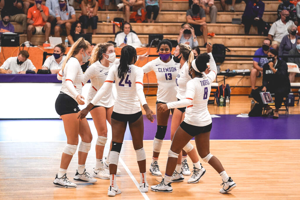 Tigers Topple No. 12 Miami in Five Sets; Earn Highest Ranked Win in Program History