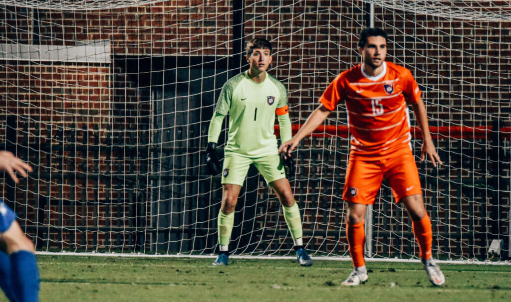 No. 3 Clemson Visits NC State for ACC Match Friday Night