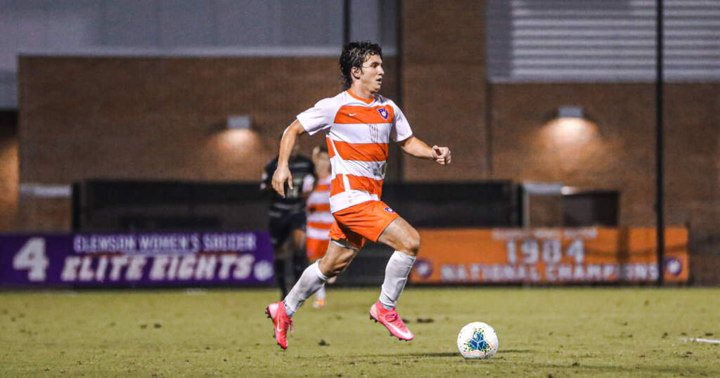Barber's Brilliance Secures 1-0 Victory for Clemson