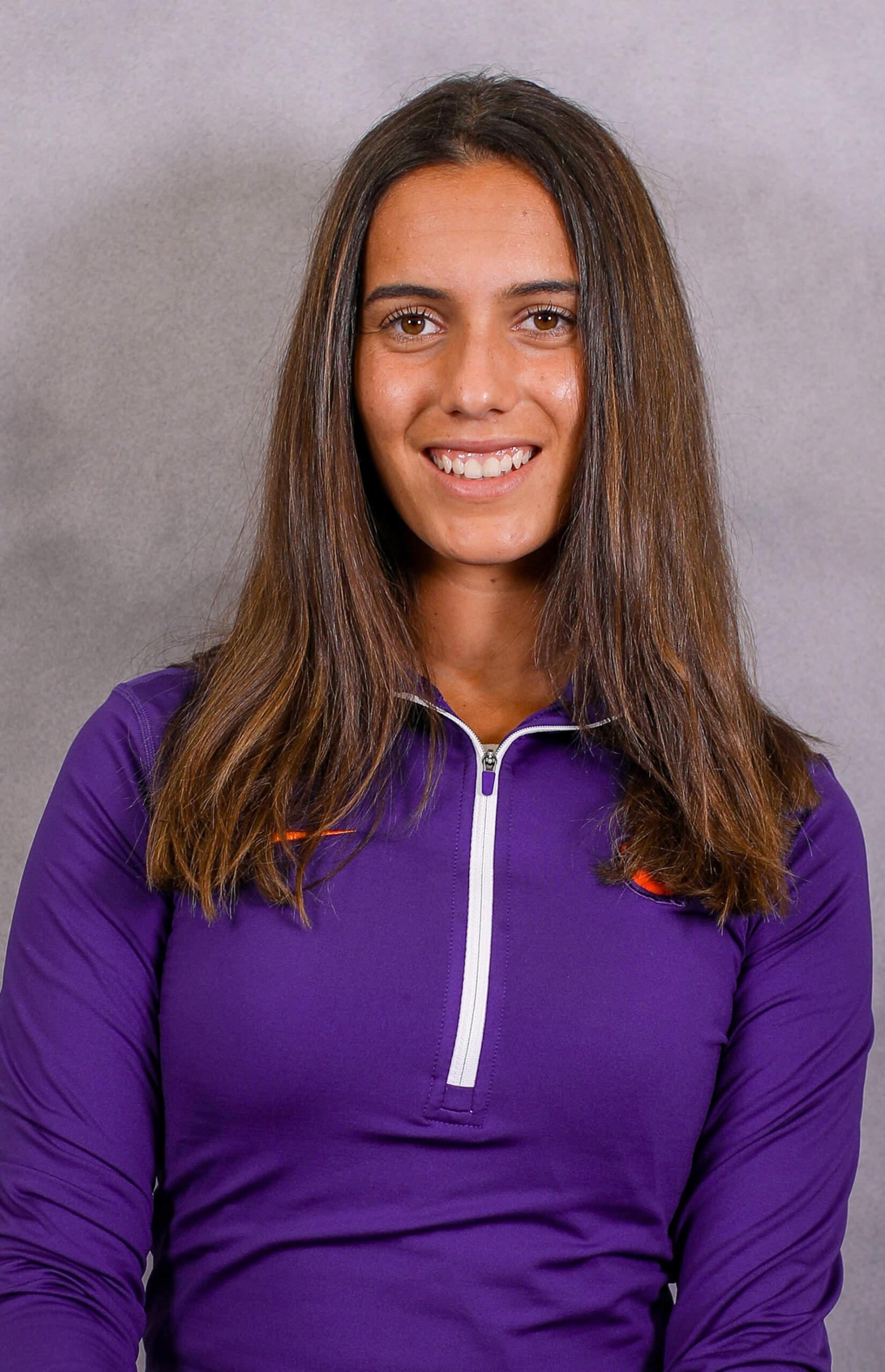 Laura Marti - Women's Tennis - Clemson University Athletics