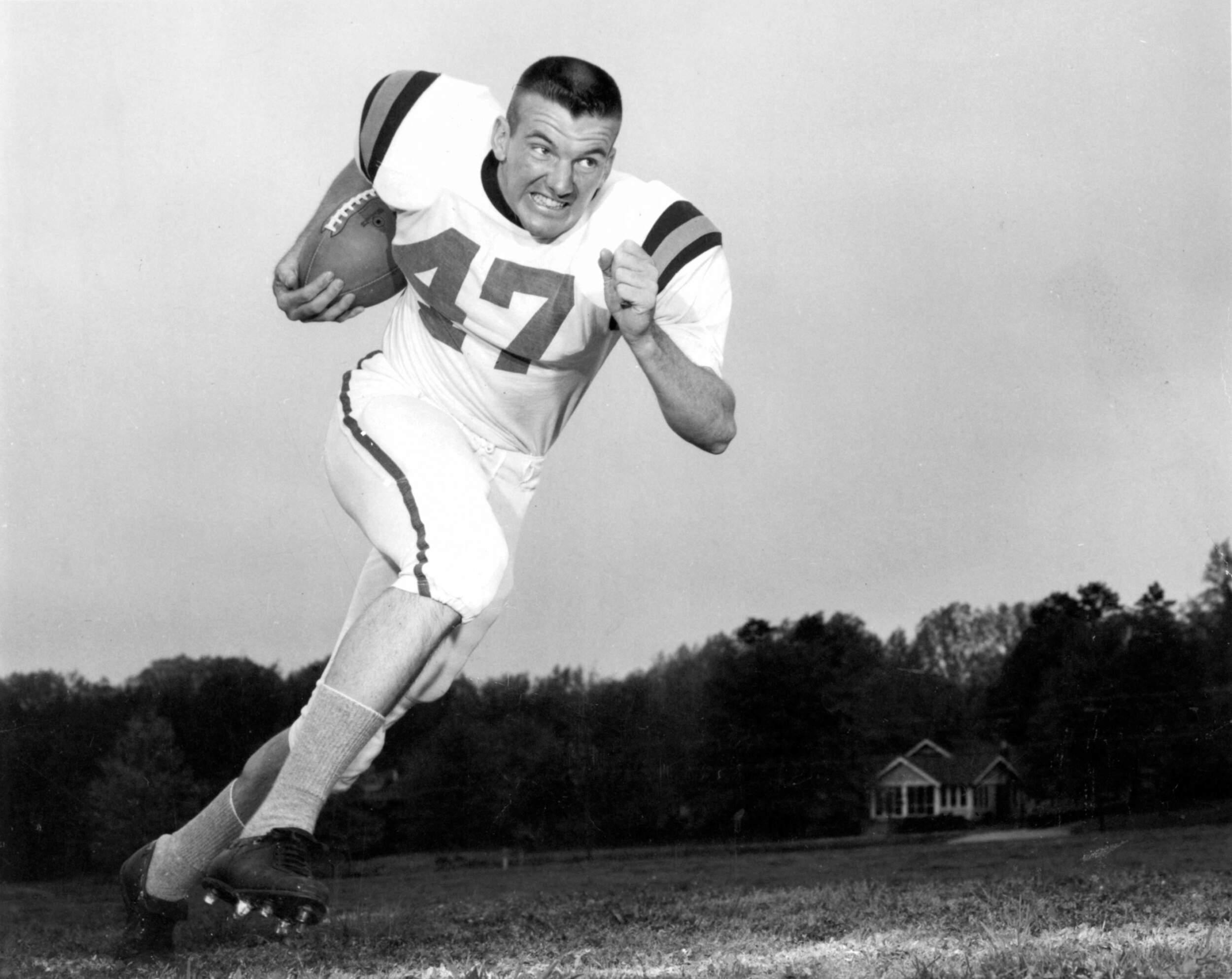Clemson Athletic Hall of Famer Bill Mathis Passes Away