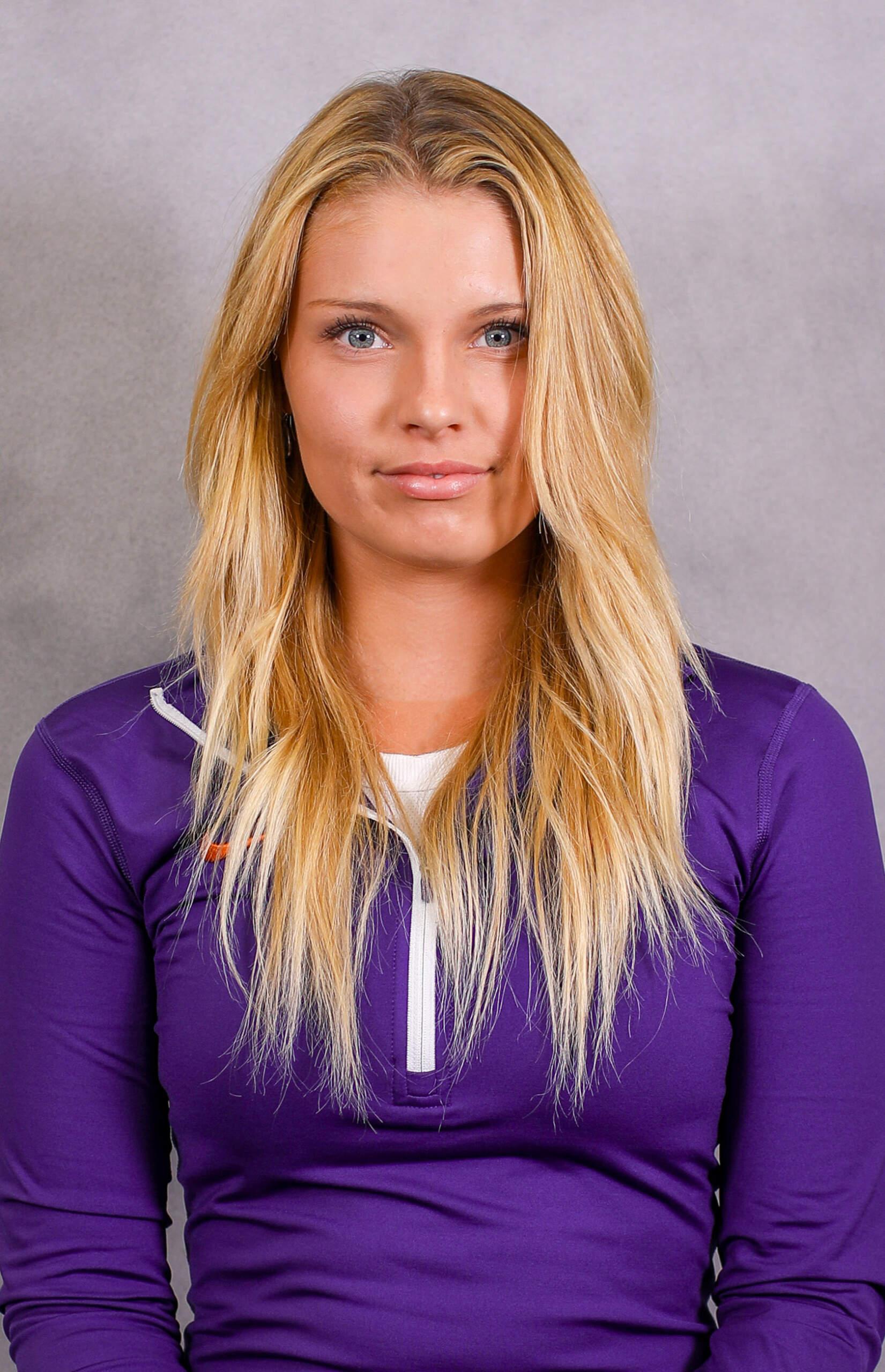 Cristina Mayorova - Women's Tennis - Clemson University Athletics