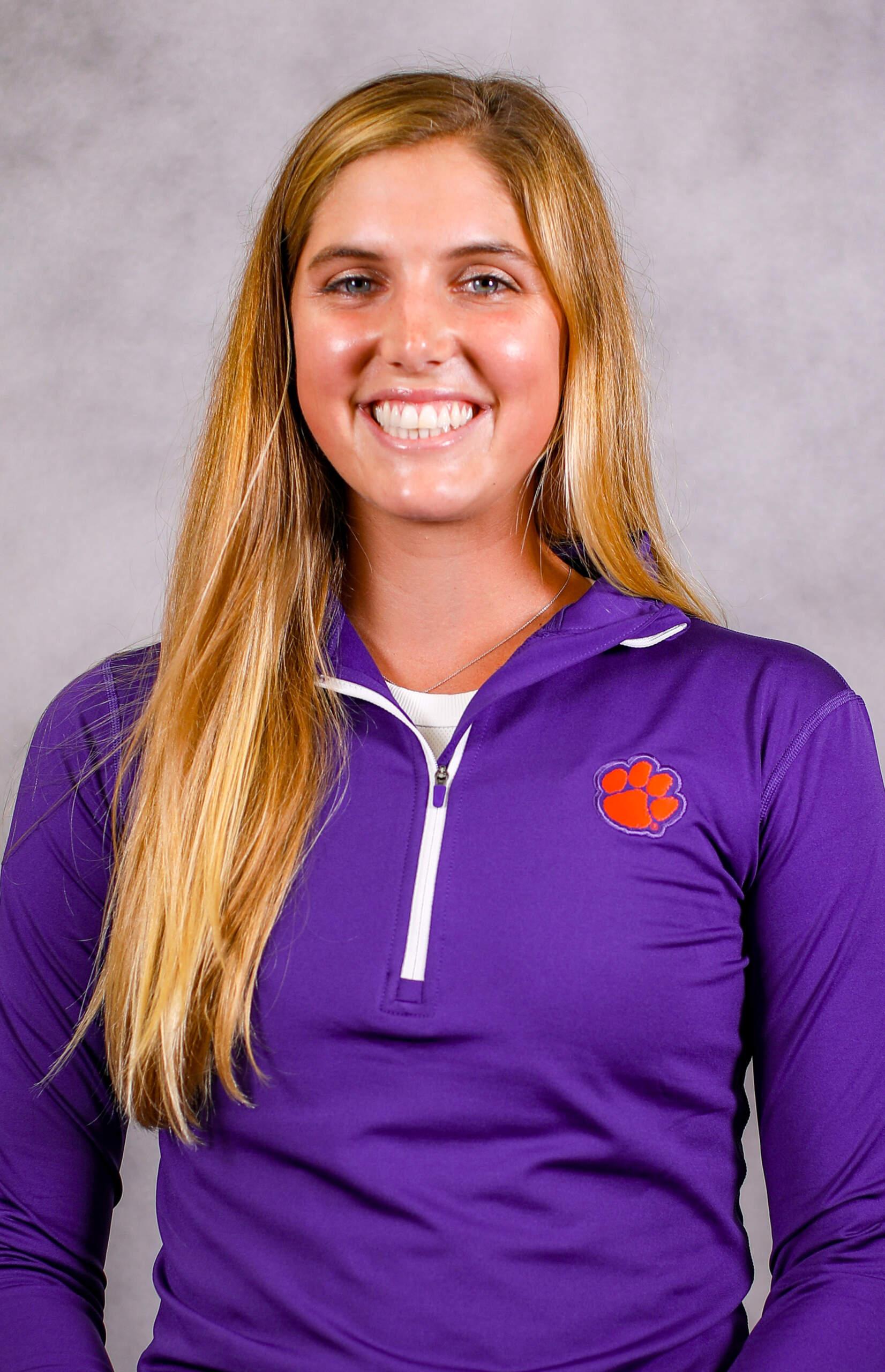Mackenzy Middlebrooks - Women's Tennis - Clemson University Athletics