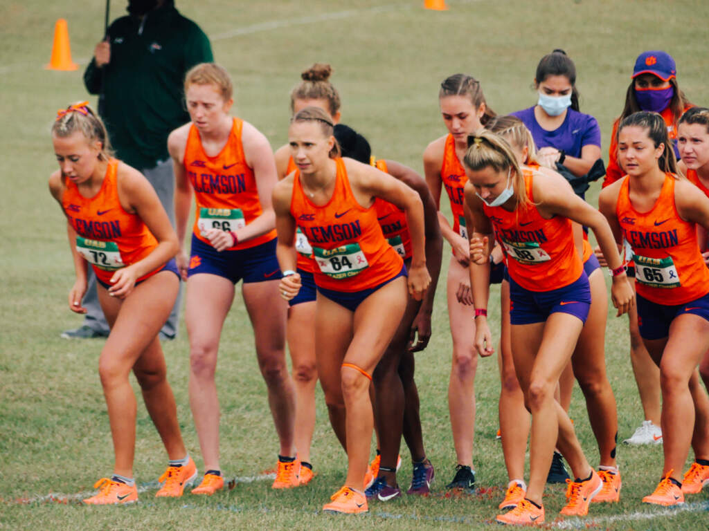 Clemson's Cross Country Teams Set for ACC Championships