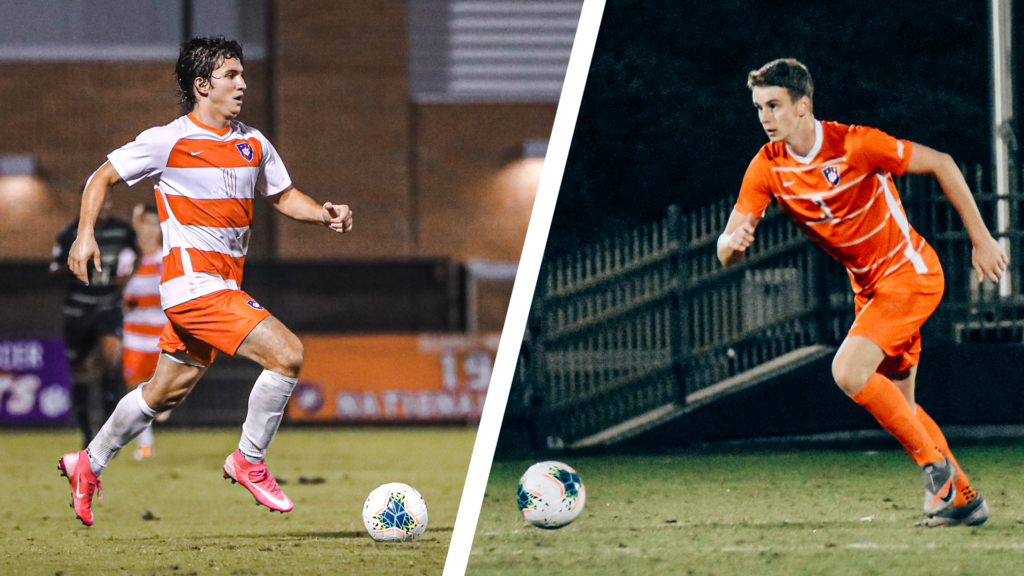 Agren, Barber Earn ACC Weekly Honors