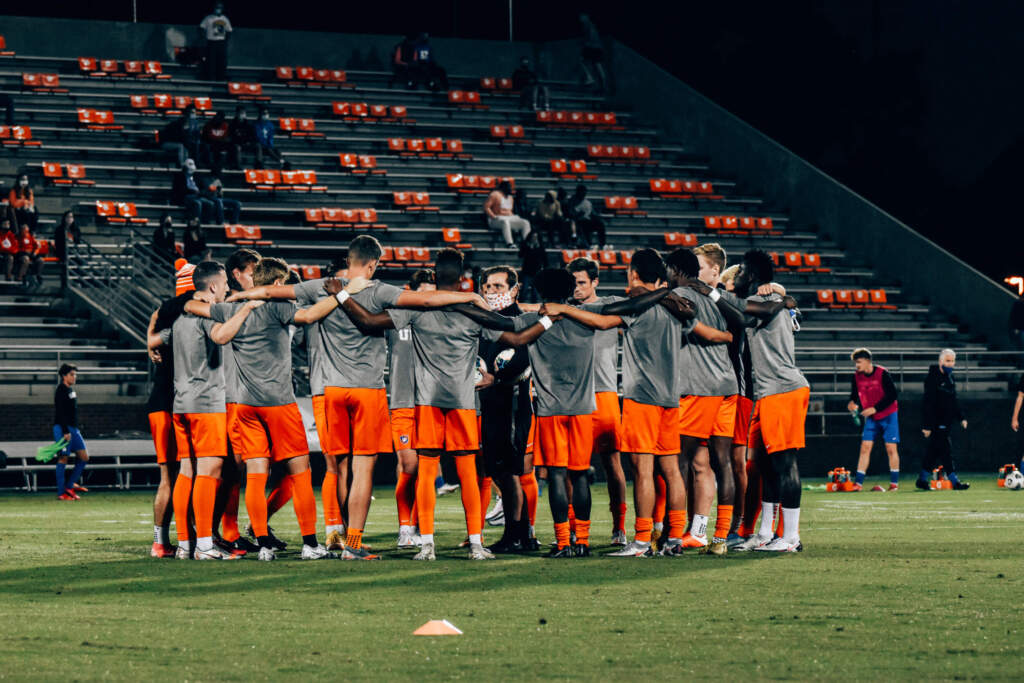 Match Central — No. 5 North Carolina v. No. 3 #ClemsonUnited