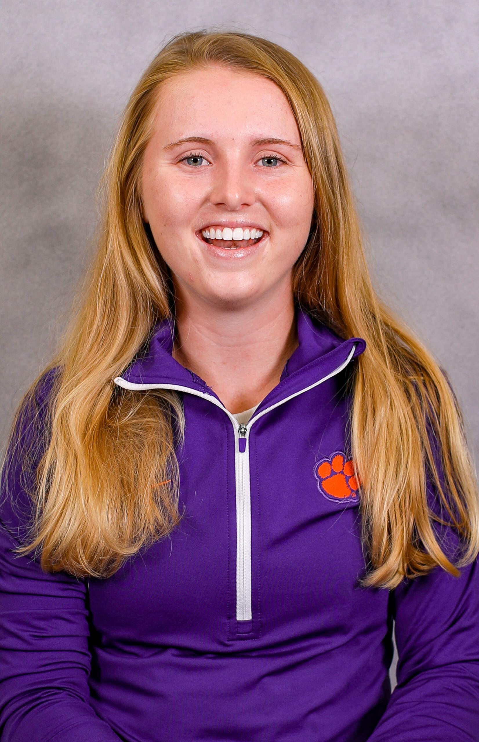 Jenna Thompson - Women's Tennis - Clemson University Athletics