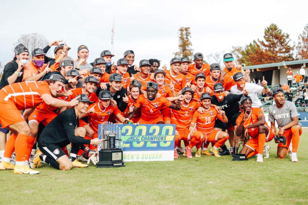 Clemson Wins 2020 ACC Championship