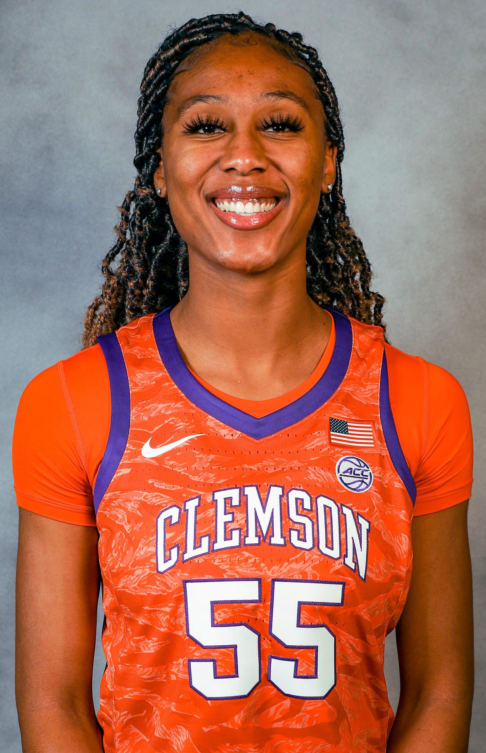 Tylar Bennett - Women's Basketball - Clemson University Athletics