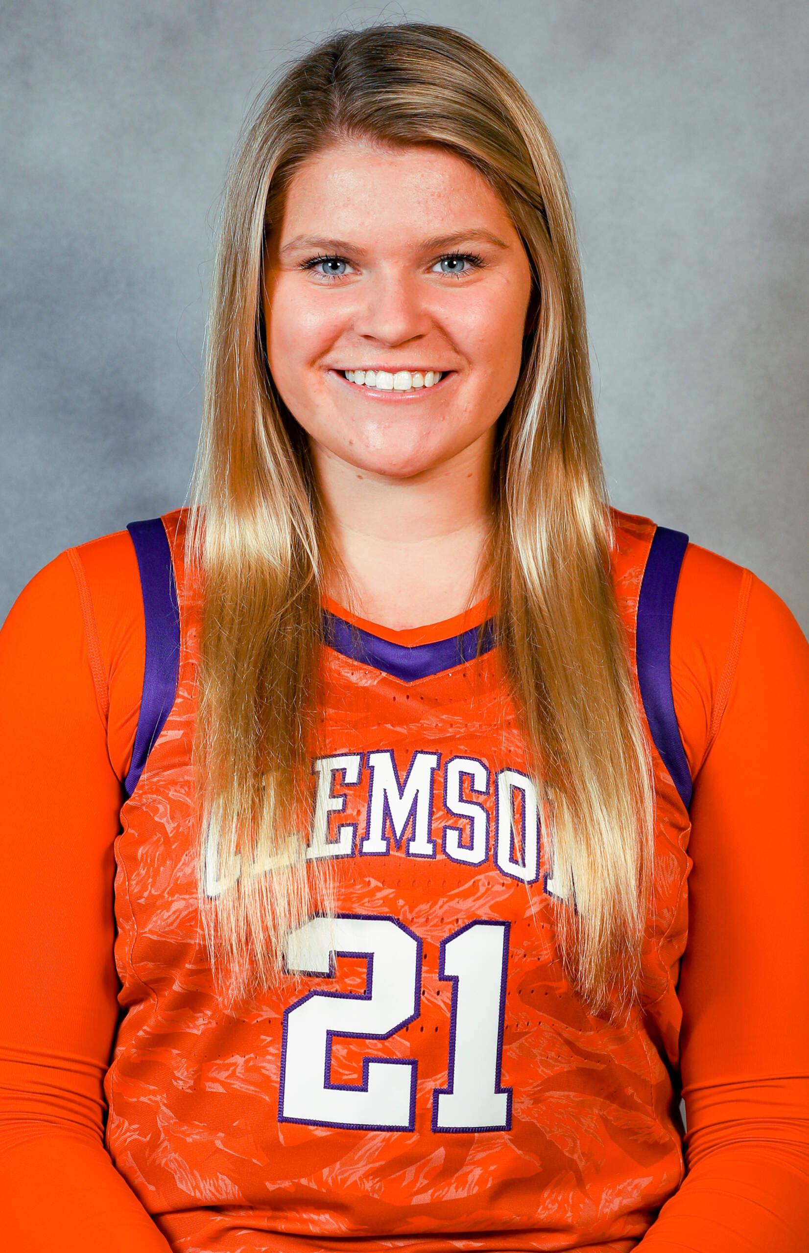 Skylar Blackstock - Women's Basketball - Clemson University Athletics