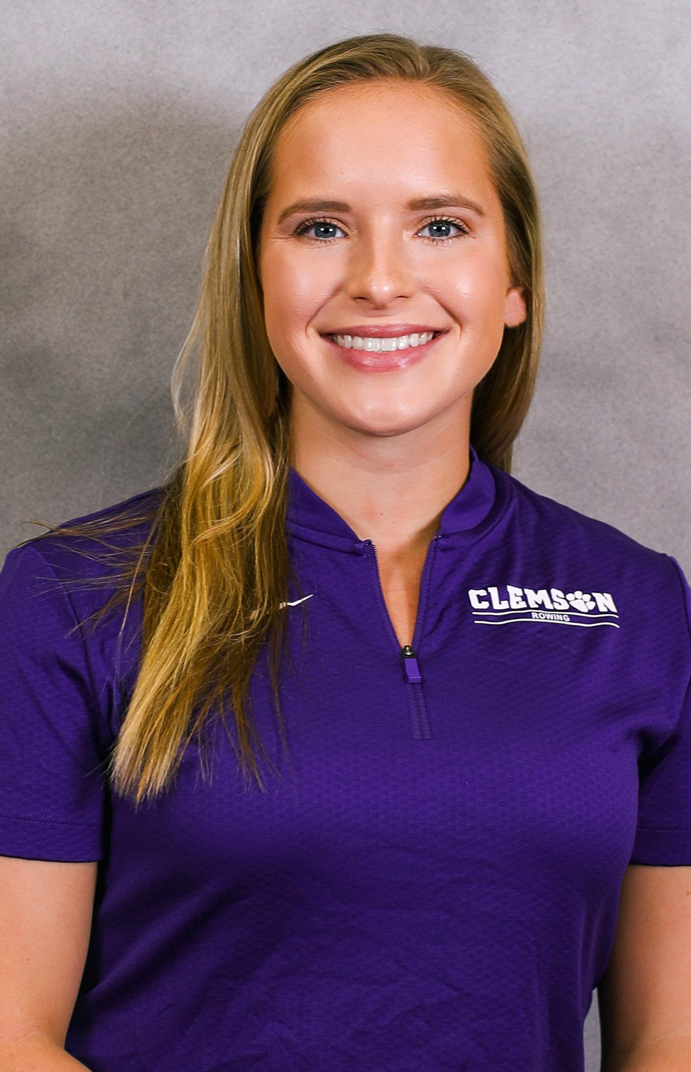Caroline Hager - Rowing - Clemson University Athletics