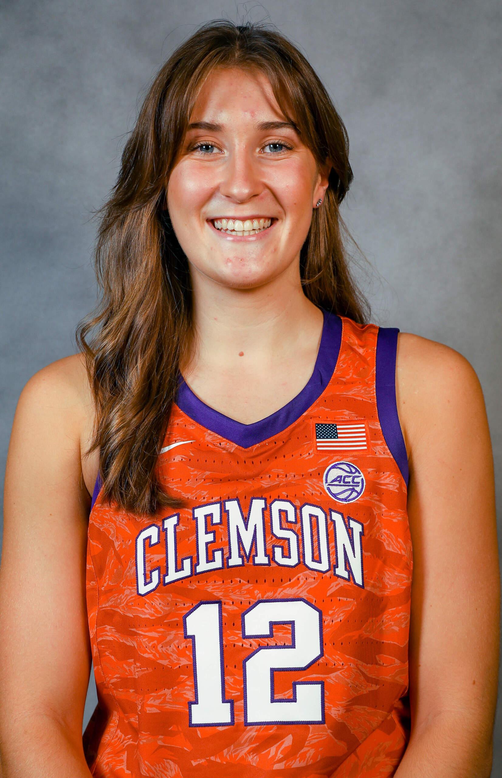 Hannah Hank - Women's Basketball - Clemson University Athletics
