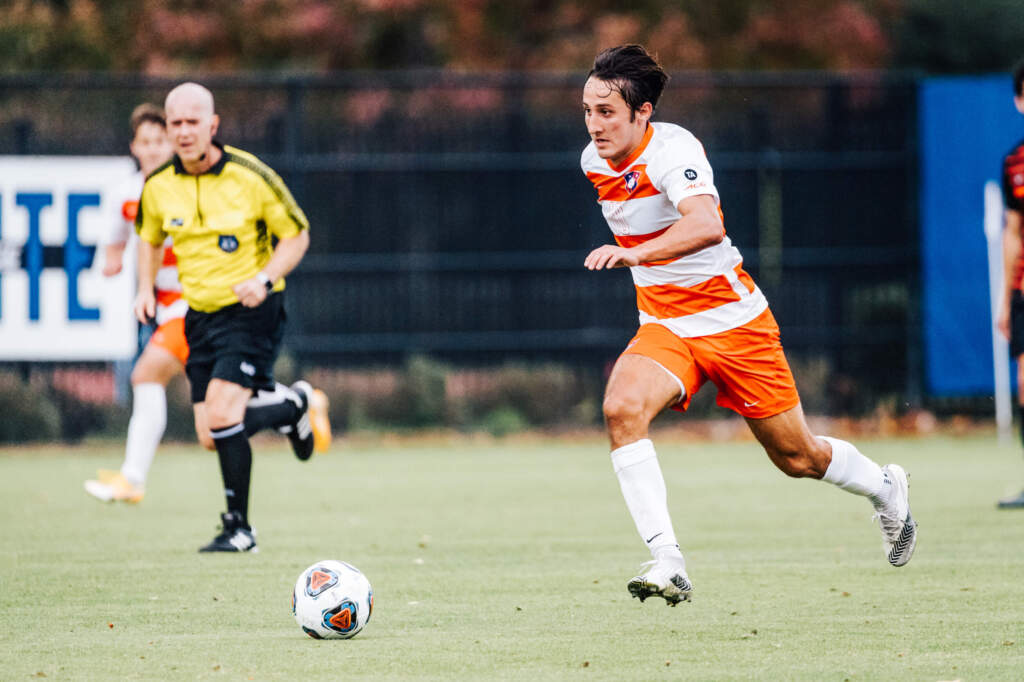 Clemson Scores Late to Secure Spot in ACC Championship Match